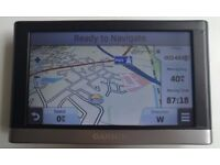 "5"" GARMIN Nuvi 2557LMT GPS Sat Nav - FULL Europe Lifetime and Traffic Updates (no offers!)"