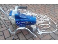 Graco Classic S 395, Smart Control, Professional Electric Airless Paint Sprayer