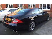 Mercedes CLS 350 CDI Grand Edition 7G-Tronic 4dr - FSH - Sat Nav - Black Leather