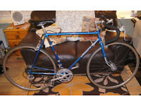 Viscount aerospace road bike. L'eroica. Excellent condition. just serviced. 70s