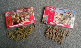 Airfix Military figures