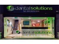 DENTAL RECEPTIONIST REQUIRED