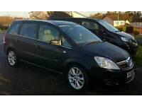 Vauxhall zafira CDTI 150 1.9 7 seater