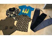 Boys clothing bundle age 5-6 years