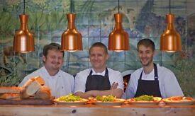 Senior Chef De Partie/Chef De Partie - in our stunning Mediterranean style Beach Cafe, Tresco