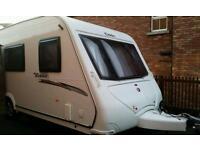 2010 Elddis Advante 6 berth caravan