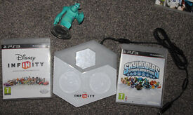 Disney INFINITY and BOARD and character and SKYLANDERS Spyros Adventures