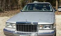 Lincoln Town Car Cartier Edition