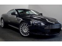 FSH+LEATHER+NAVIGATION+SUPERB LOW MILEAGE+STUNNING CONDITION+V12+ONYX BLACK+IMMACULATE CONDITION