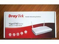 Draytek Vigor 2762 ADSL/VDSL Router VPN FIREWALL 💡