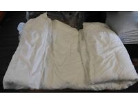 Selection of Quality Duvets and Pillows