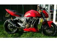 Kawasaki z750, 2004 Low milage