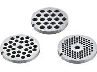 Bosch MUZ 8 LS 5 Perforated Disc Set for Mincer MUZ8FW1 NEW