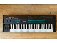 Yamaha DX7 Classic Digital FM Synthesizer 1983