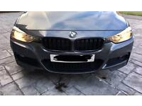 BMW 3 series F30 GENUINE HALOGEN HEADLIGHTS x 2