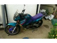 Kawasaki KLE 500 low miles only 21784 cheap bike excellent condition