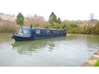 Canal boat hire uk narrowboat holiday 1 Week £940 6 berth 60 foot Kennet & Avon