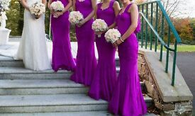 Forever Unique Bridesmaid Dresses for Sale, willing to sell separately, immaculate condition