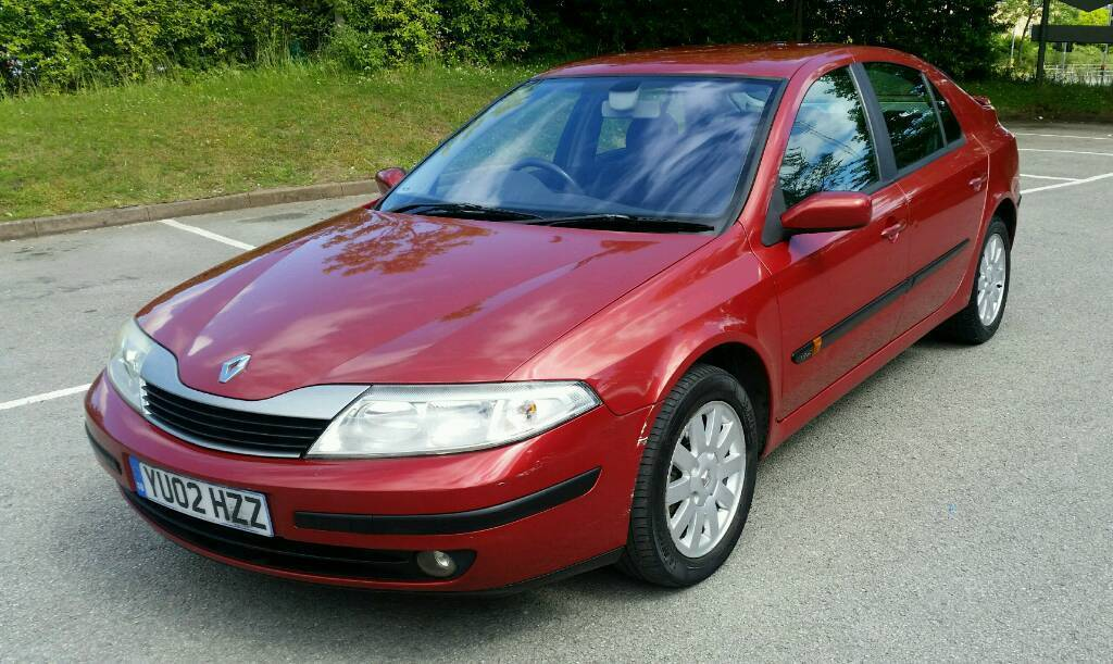 Renault Laguna 1.9 Diesel 2002