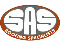 SAS Roofing Specialists Limited - for all roofing repairs and maintenance