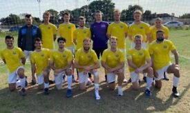 Find a football team in South London, looking for 11 aside football in South london. A2GV