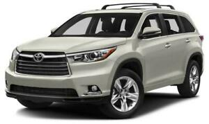 2015 Toyota Highlander XLE PHOTOS AND VEHICLE DETAILS COMING...