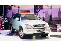 ★🚏FEBRUARY SALE🚏★ 2001 LEXUS RX 300 SE 3.0 AUTOMATIC PETROL★LOTS OF SERVICE HISTORY★KWIKI AUTOS★