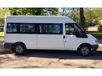 Ford Transit 15 Seater MINIBUS *PSV*