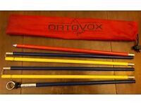 Ortovox avalanche probe 240cm - good condition
