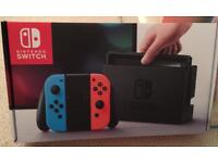 Nintendo Switch for sale