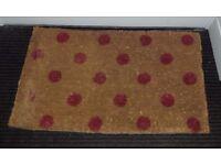Coir Natural Doormat - Laura Ashley
