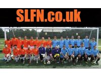 NEW TO LONDON? PLAYERS WANTED FOR FOOTBALL TEAM. FIND A SOCCER TEAM IN LONDON. PLAY IN LONDON p43