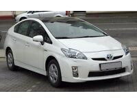 Best Value PCO Toyota Prius Rental