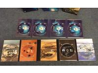 Planet Earth - the blue planet Boxset