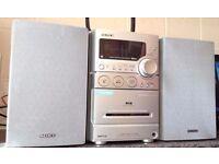 Sony CMT-NEZ7DAB Hi-Fi