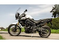 Triumph Tiger 800 XC Low milage