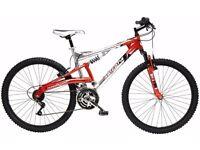Barracuda mountain bike. Very good condition bar a few minor scratches.