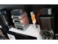 Technics Dvd/Cd Stereo £190
