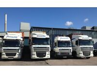 HGV Class 1 Driver Required