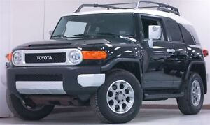 2012 Toyota FJ Cruiser 4X4 CAMERA AUDIO JBL