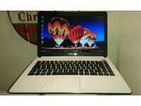 Asus ultra lightweight laptop in fully working order 4gb ram, 320gb hd, Amd - A6(same as i3)
