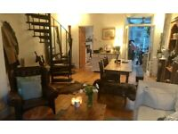Brixton. 2 Bed house. Furnished Victorian Cottage. 2 mins tube