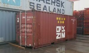 20 Ft Premium Shipping Container