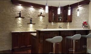 Grande Promotion armoires de cuisine en bois, A Qui La Chance !!!
