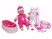 LISSI ROSA GIRL TOY NEW IN THE BOXE