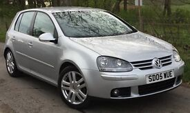 VW GOLF 2.0 GTi FSi AUTOMATIC, 5 DOOR,150BHP,FULL SERVICE HISTORY*SPRING SAVINGS LIMITED TIME OFFER*