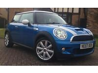 Mini Cooper S, panoramic roof, heated leather swaps px what you got? Try me?