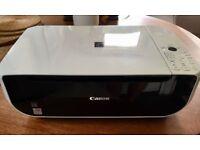 Canon Pixma MP210 all in one photo printer and scanner - excellent condition - original box