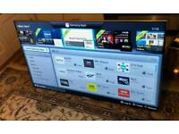 55in Samsung SMART 3D LED TV WI-FI FREEVIEW/SAT HD CAMERA [NO STAND]