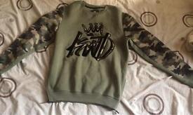 Kings Will Dream Sweatshirt Large